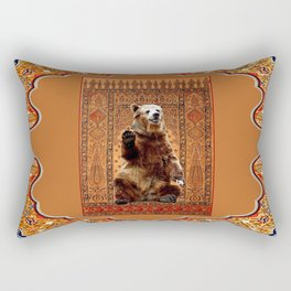 Baloo - Rudyard Kipling Jungle Book Rectangular Pillow