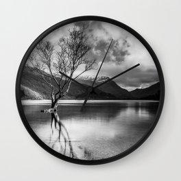 Contemplation Wall Clock