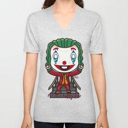 Joker Dance Unisex V-Neck
