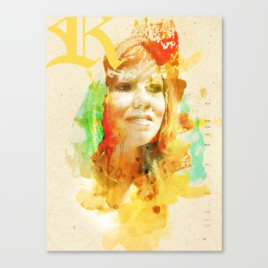 RELA Canvas Print