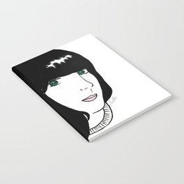 Angela Scott Notebook