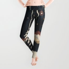 A Starry Night in the Mountains... Leggings