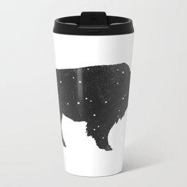 Mystic Buffalo Metal Travel Mug