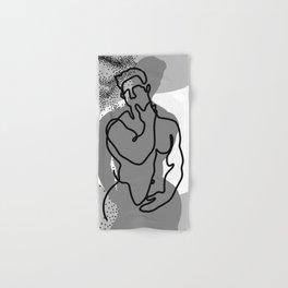 NOODDOOD Lines 14 Hand & Bath Towel