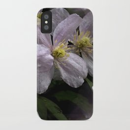 the smell of spring -2- iPhone Case