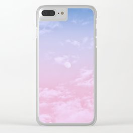 4K - WALLPAPER - AIR - ATMOSPHERE - PHOTOGRAPHY Clear iPhone Case