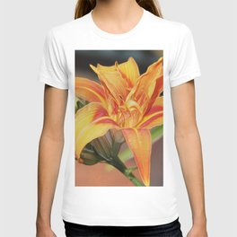 Tiger DayLilies (Digital Art)  T-shirt