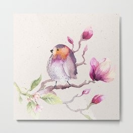 Magnolia #1 Metal Print