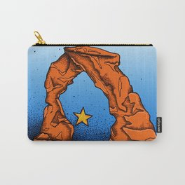 Delicate Arch (Color) Carry-All Pouch