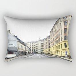 Sunday Morning Rectangular Pillow