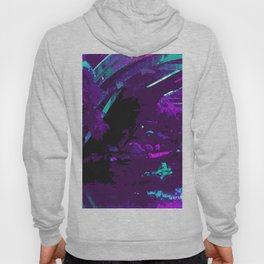 Japanese Dream Bridge Popped Photograph Hoody