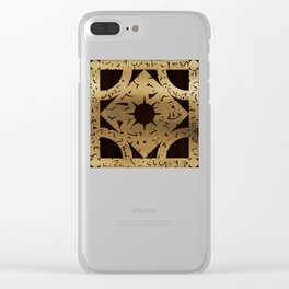 Lament Configuration Side F Clear iPhone Case