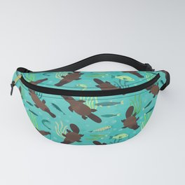 Platypus River Fanny Pack