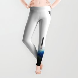 Earth Without Art Is Just Eh And Sky Is Not The Limit With The Help Of Art Leggings
