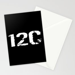 12C Bridge Crewmember Stationery Cards
