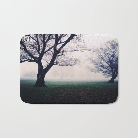 Mystical forest Bath Mat