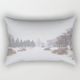 Winter Has Arrived Rectangular Pillow