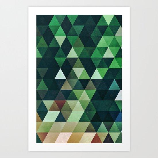 lyst wyyds Art Print