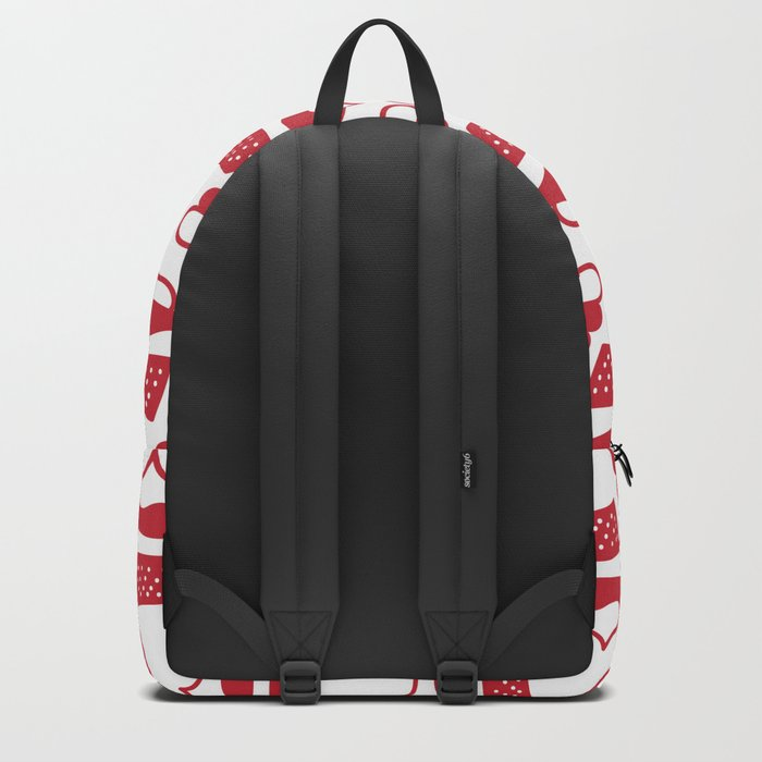 Red cupcakes Backpack