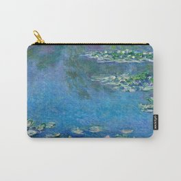 Claude Monet - Water Lilies 1906 Carry-All Pouch