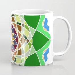 Mandala flower decoration Coffee Mug