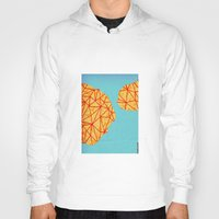 detroit Hoodies featuring - detroit - by Magdalla Del Fresto