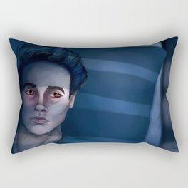 Can't Sleep Rectangular Pillow