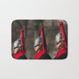 Blues and Royals Life Guards Bath Mat