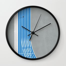 Finish Line Sprinter  Wall Clock