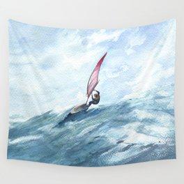 Ocean life Wall Tapestry