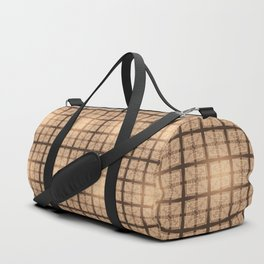 abstract feather pattern II Duffle Bag