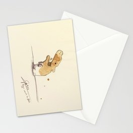 #coffeemonsters 477 Stationery Cards