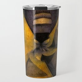 escape the hive Travel Mug