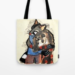 We are lovers Tote Bag