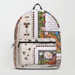 Kate Greenaway - Valentine - Digital Remastered Edition Backpack