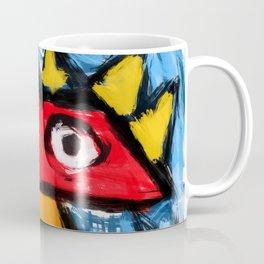 The king duck Coffee Mug