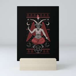Baphomet Mini Art Print