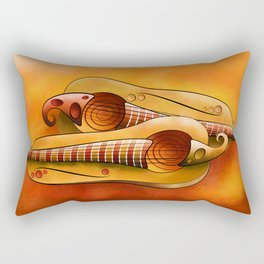 Efheros V1 - squashguitar Rectangular Pillow