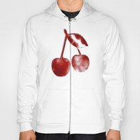 Cherry Cream Sky Hoody