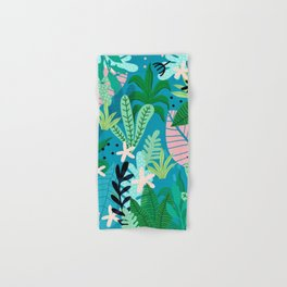 Into the jungle - twilight Hand & Bath Towel