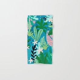 Into the jungle - twilight Hand & Bath Towel