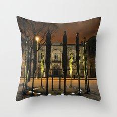 Kilmainham Gaol, Dublin Throw Pillow