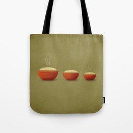 Goldilocks & the Three Bears Tote Bag
