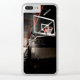 ball up Clear iPhone Case