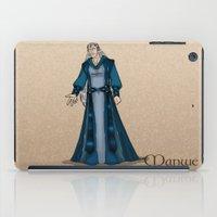 valar morghulis iPad Cases featuring Manwe by wolfanita