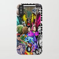 bands iPhone & iPod Cases featuring Bands Photobomb by KurtCortis