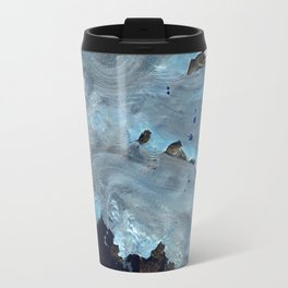 Our only state is flux Travel Mug