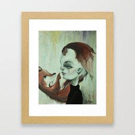I'll Love You No Matter What Framed Art Print