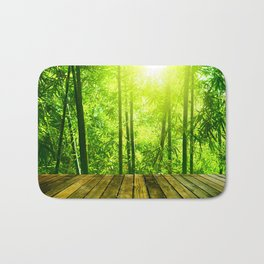 Asian Forest    Bath Mat