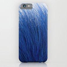 Blue Fuzz Slim Case iPhone 6s
